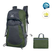 CARRIER Tas Ransel Gunung Lipat Anti Air 35L Foldable Waterproof Carrier 018 Hijau army