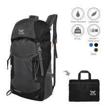 CARRIER Tas Ransel Gunung Lipat Anti Air 35L Foldable Waterproof Carrier 018 Hitam