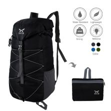 CARRIER Tas Ransel Gunung Lipat Anti Air 35L Foldable Water Resistant Carrier 019 Hitam