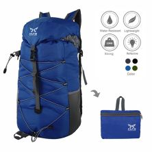 CARRIER Tas Ransel Gunung Lipat Anti Air 35L Foldable Water Resistant Carrier 019 Biru Tua