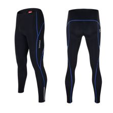 CELANA TRAINING PANJANG Celana Sepeda Panjang Padding 3D Gel Scotchlite Veobike Cycling Pants Biru Tua