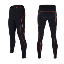 CELANA TRAINING PANJANG Celana Sepeda Panjang Padding 3D Gel Scotchlite Veobike Cycling Pants Merah Cabe