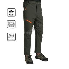 CELANA HIKING Celana Hiking Waterproof Polar Anti Dingin Outdoor Soft Shell Pants Hijau Army