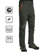 CELANA HIKING Celana Hiking Waterproof Ultra Light Outdoor Tracking Pants Hijau Army
