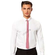 DASI SLIM Dasi Slim Formal Casual Pink Muda