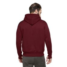 JUMPER Jaket Pria Hoodie Jumper Training Fleece List Maroon