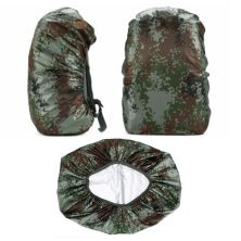 COVER BAG Cover Bag Waterproof Raincover 35 Liter Reversible Camouflage  Sarung Tas Army Outdoor bolak balik Anti Air Termurah Hijau Army