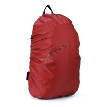 COVER BAG Cover Bag Waterproof Raincover 45 Liter Reversible  Sarung Tas Outdoor bolak balik Anti Air Termurah Merah Cabe