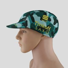 TOPI RIMBA / MANCING Topi Sepeda Cycling Cap Breathable Quick Dry Bike To Work Full Print Army Hijau Tua