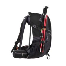 TAS GUNUNG Tas Ransel Gunung Carrier 35L Backsupport Water Resistant Hiking Bag Free Raincover Hitam