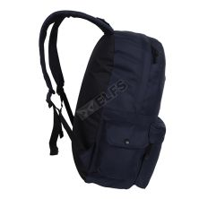 TAS RANSEL Tas Ransel Backpack Toretto Biru Dongker
