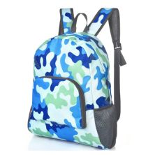 DAY PACK TAS RANSEL LIPAT ANTI AIR 25L FOLDABLE BACKPACK 029 ELFS ARMY BIRU MUDA