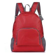 DAY PACK TAS RANSEL LIPAT ANTI AIR 25L FOLDABLE WATER RESISTANT BACKPACK 029 ELFS MERAH