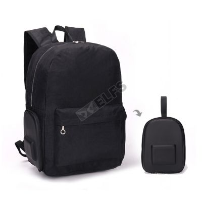 TAS LIPAT WATERPROOF Tas Ransel Lipat Anti Air 25L Foldable Water Resistant Backpack M35016 Hitam 1 trim_water_resistant_lipat_25l_m35016_hx_0_copy
