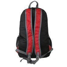 DAY PACK Tas Ransel Lipat Anti Air 22L Foldable Water Resistant Backpack 35009 ELFS Merah Cabe