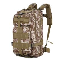 TAS RANSEL TAS RANSEL TACTICAL WATERPROOF 3P ARMY LIBANON BACKPACK FK9251 COKLAT MUDA