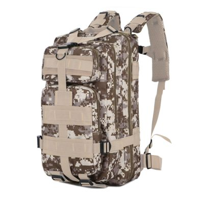 TAS RANSEL TAS RANSEL TACTICAL WATERPROOF 3P ARMY LIBANON BACKPACK FK9251 Khaki 1 trim_waterproof_tactical_army_fk9251_kh_0