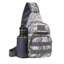 TAS PUNDAK TAS CROSSBODY TACTICAL WATERPROOF LIBANON SLINGBAG FK9301 ABU MUDA