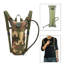 TAS OLAHRAGA Tas Tactical Hydropack Water Bladder 25 Liter Hydration bag Hijau Tua